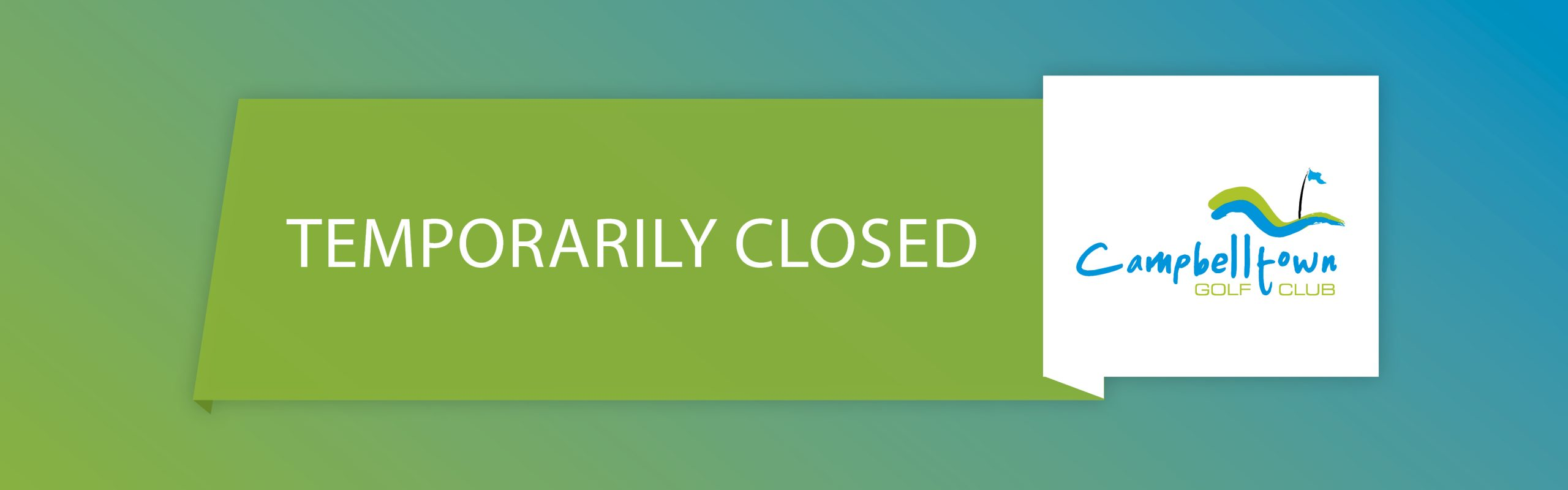 Temporarily Closed!